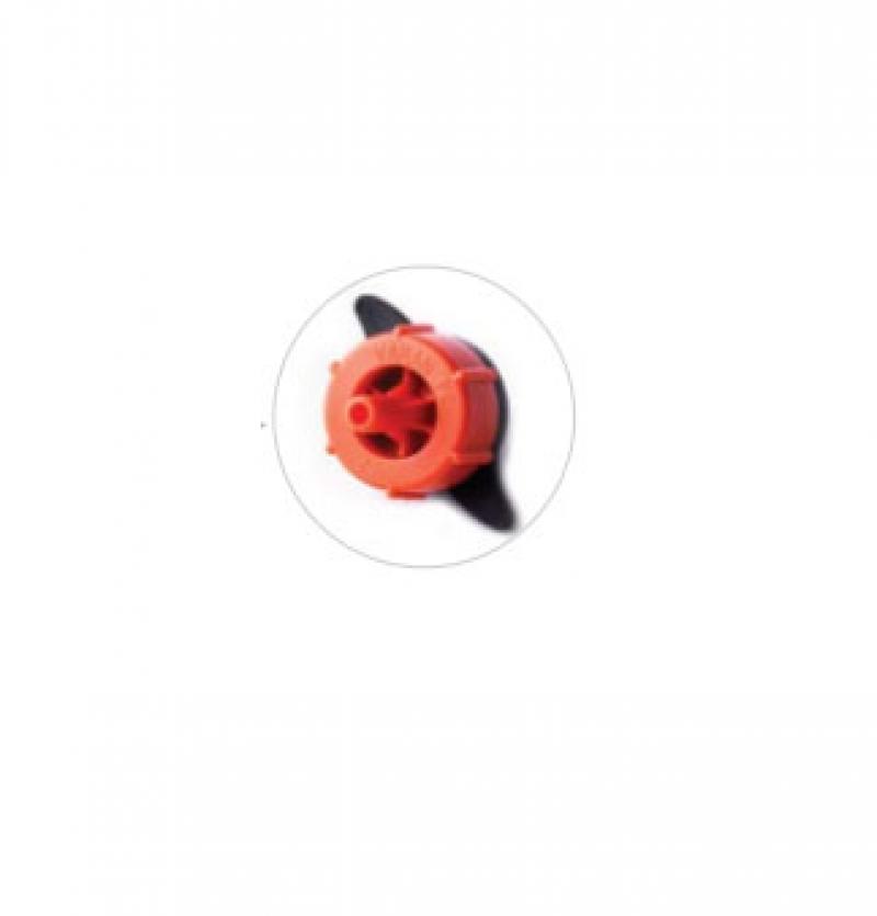 دریپر  یا قطره چکان L/H2، باز شونده pc ، خود شوینده با درپوش