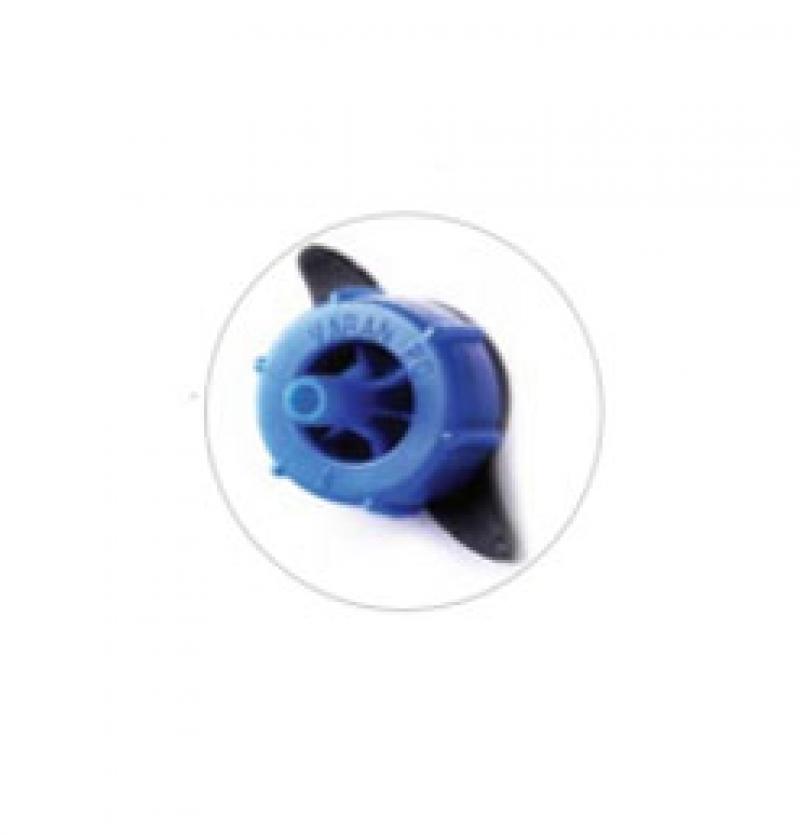 دریپر  یا قطره چکان L/H4 ، بازشونده pc ، خود شوینده با درپوش